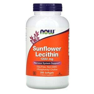 Подсолнечный лецитин