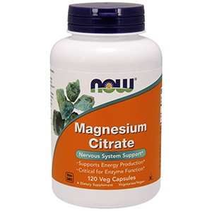 Now Foods, Magnesium Citrate