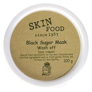 Skin Food, Маска с черным сахаром Смываемая
