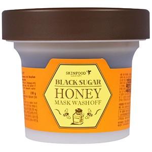 Skin Food, Смываемая маска с черным сахаром и медом