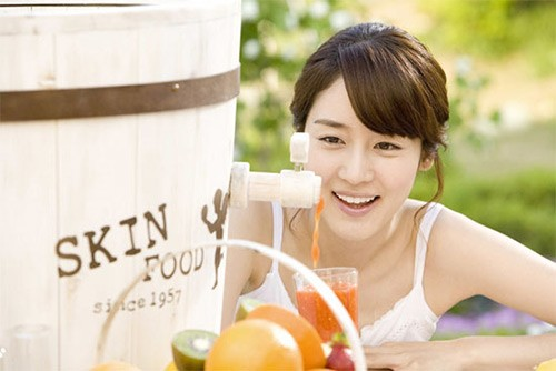 skin food корейская косметика