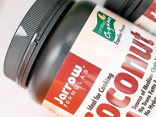 Обзор кокосового масла от компании Jarrow Formulas: нерафинированное, рафинированное и в капсулах