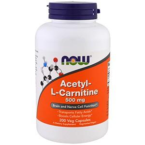 Now Foods, Ацетил-L-карнитин