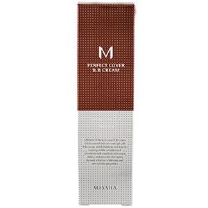 Missha, M Perfect Cover B.B Cream, No. 13 Светлый бежевый