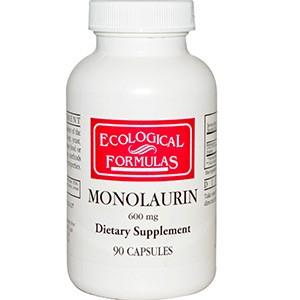 Cardiovascular Research Ltd., Экологические составы, монолаурин, 600 мг