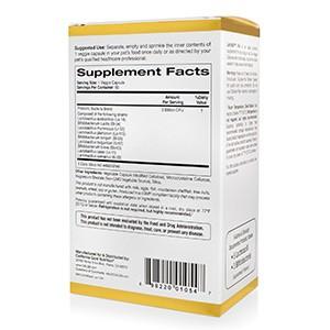 California Gold Nutrition, Пробиотики LactoBif Pet, 5 миллиардов КОЕ