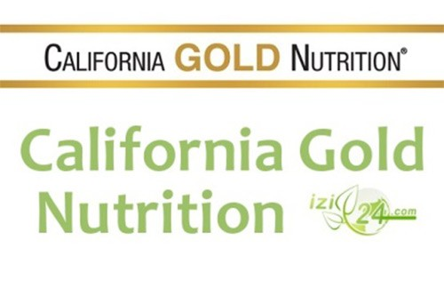 логотип California Gold Nutrition