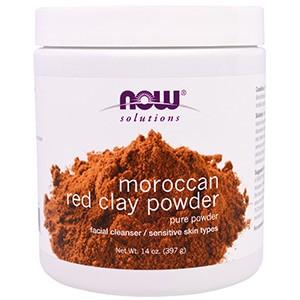 Now Foods, Порошок марокканской красной глины