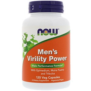 Now Foods, Men's Virility Power