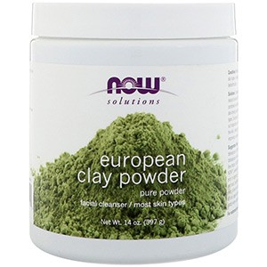 Now Foods, Solutions, European Clay Powder
