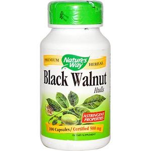 Nature's Way, Черный орех, отруби