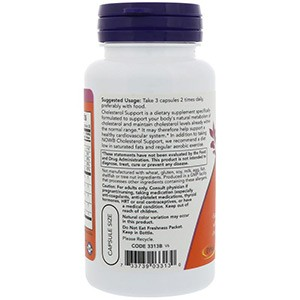 Now Foods, CholesterolSupport