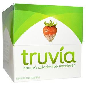 Truvia, Натуральный подсластитель без калорий