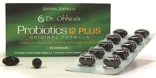 Dr. Ohhiras Probiotics