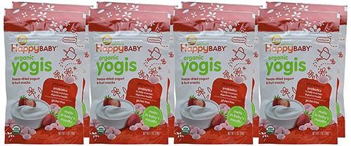 Yogurt Fruit Snacks Strawberry