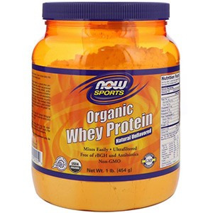 Now Foods, Спортпит, натуральный сывороточный белок