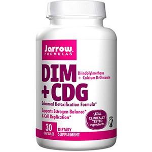 Jarrow Formulas, DIM + CDG, улучшенная формула детоксикации
