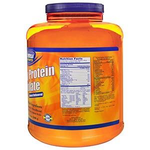 Now Foods, Изолят сывороточного протеина для спортсменов с натуральным вкусом