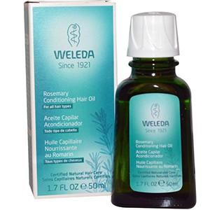 Weleda, Масло розмарина для восстановления волос