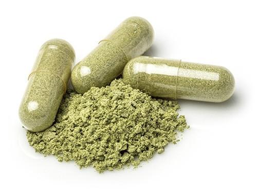капсулы зеленого чая