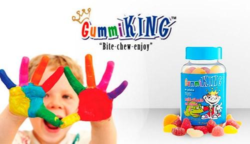 Мультивитаминный комплекс для детей от компании Gummi King: особенности, форма выпуска, показания и противопоказания к применению