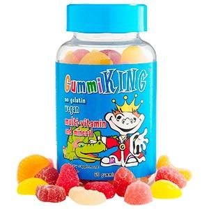 Gummi King, Мультивитамины и минералы для детей