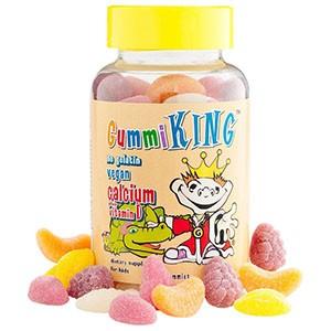 Gummi King, Кальций с витамином D для детей