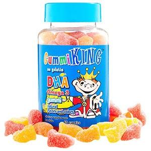 Gummi King, ДГК Омега-3, жевательные конфеты для детей