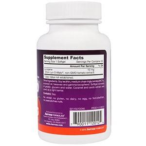 Jarrow Formulas, Ликопен Lyco-Sorb, 10 мг