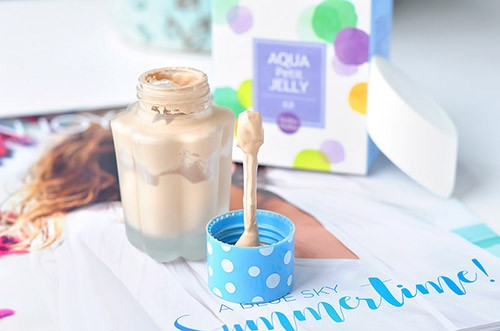 aqua petit jelly
