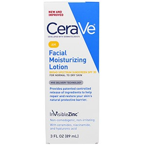 CeraVe, Утренний Увлажняющий лосьон для лица