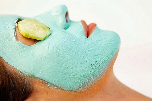 Ухаживаем за жирной и проблемной кожей с помощью мятной маски Mint Julep Masque от компании Queen Helene