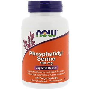 Now Foods, Фосфатидилсерин