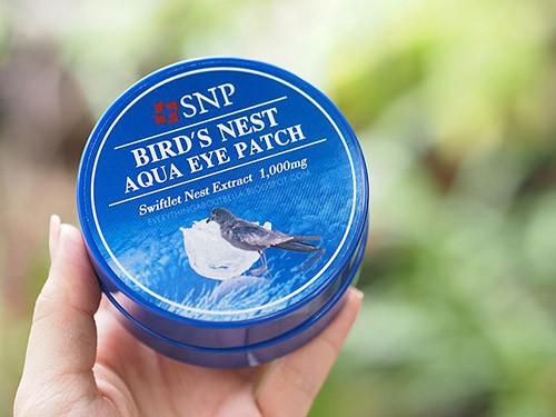 Гидрогелевые патчи с ласточкиным гнездом от корейского производителя SNP: омолаживаем и оздоравливаем кожу век