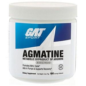 GAT, Essentials, агматин, порошок с натуральным вкусом
