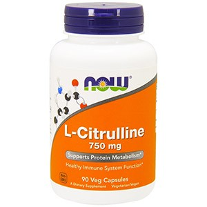 Now Foods, L-цитруллин