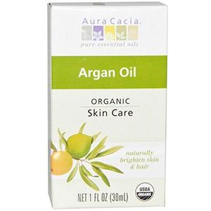 Aura Cacia, Органическое аргановое масло