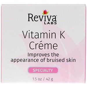 Reviva Labs, Крем с витамином K
