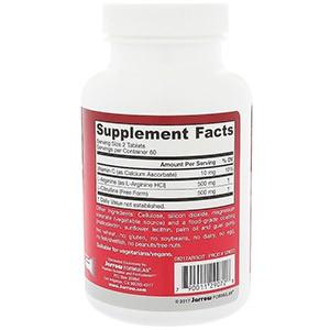 Jarrow Formulas, Arginine-Citrulline Sustain