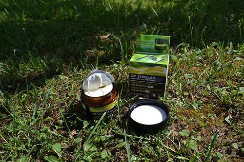 аргановое масло и амарант крем