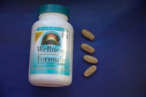 капсулы wellness formula