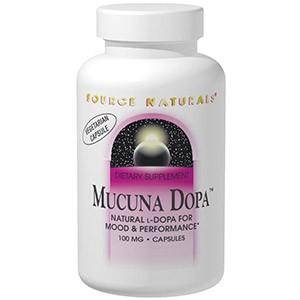 Source Naturals, Mucuna Dopa