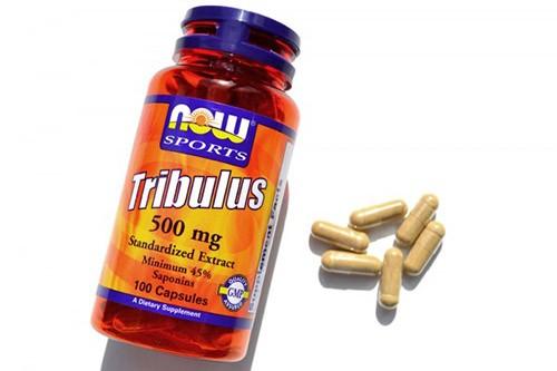 Трибулус Террестрис (Якорцы наземные) - природный стимулятор не гормонального происхождения от компании Now Foods