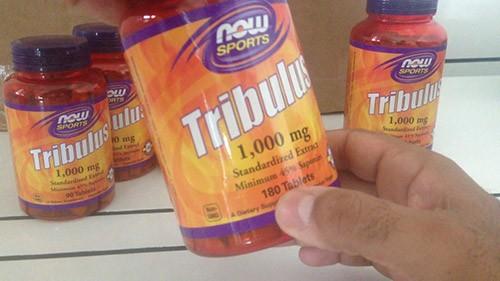 Трибулус Now Foods