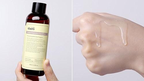 Dear, Klairs, Смягчающий тонизирующий препарат для лица