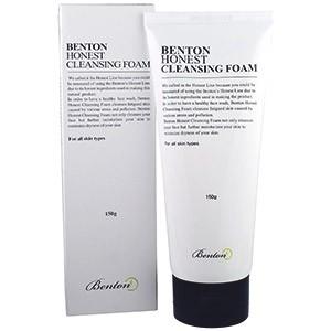 Очищающая пенка Benton (Honest Cleansing Foam): деликатная и эффективная