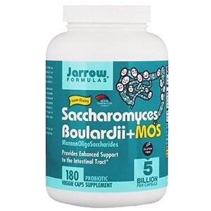 Jarrow Formulas, Сахаромицеты Буларди и MOS