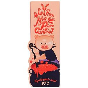 Elizavecca, Witch Piggy, средство для очищения пор с гиалуроновой кислотой