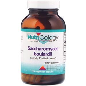 Nutricology, Сахаромицеты Буларди, пробиотические дрожжи