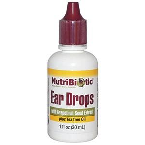 Капли для ушей с экстрактом семян грейпфрута